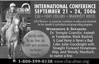Ad Design CHA Annual Conference