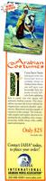 Print Ad Design Arabian Horse Association Costume Manual