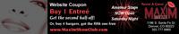 Web Banner Ad Design Strip Club Denver