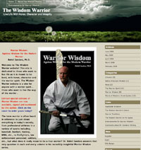 Blogsite Design Services Wisdom Warrior