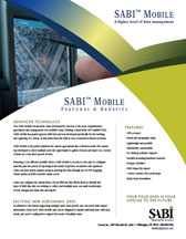 Brochure Design SABI Mobile