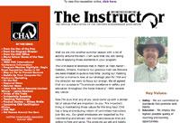 eZine Design Services Online Publication Project The Instructor