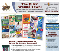 Door-To-Door Direct Web Brochures