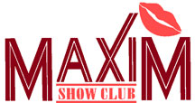 Maxim Strip Club Logo Design Services