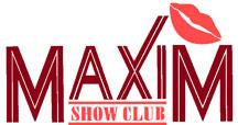 Maxim Strip Club Logo Design Services