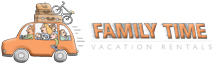 Logo Design Family Time Vacation Rentals