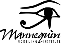 Logo Design Mannequin Modeling Institute
