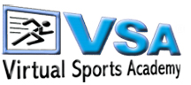 The Virtual Sports Academy Logo Design