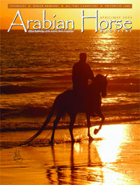 Publication Design Arabian Horse Association Magazine