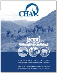Publication Design CHA Annual Conference Program