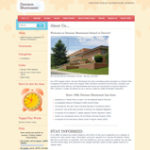 Denison Montessori Public Schools Website Design Services