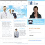 The Mortgage Network, TMN, First Website Design