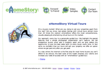 eHomestories Website Design Services, Internet Marketing