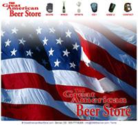 Great American Beer Store Website Design Services