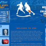 Website Design The Virtual Sports Academy