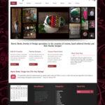 Website Design Services for Raven Rocks Jewelry & Design in Colorado